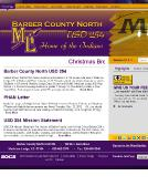 Barber+County+North+Unit+School+District+254 Website