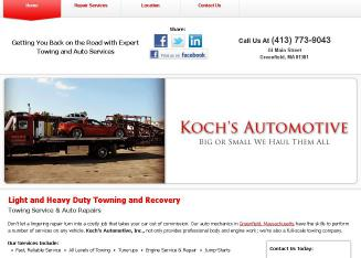 Koch's Automotive Inc