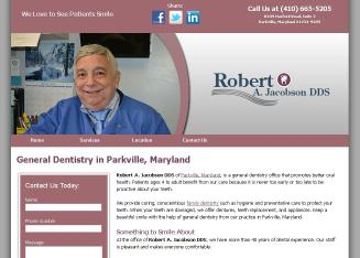 Dr.+Robert+A+Jacobson Website