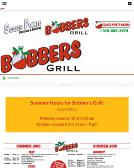 Bobber%27s+Grill Website