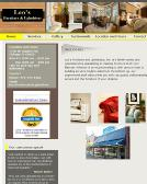 Leo%27s+Furniture+%26+Upholstery Website
