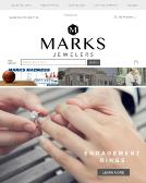Marks+Jewelers+%26+Gemologists Website