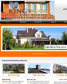 King's Slate Roof Repair