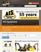 Ais+Construction+Equipment Website