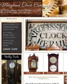 Maryland+Clock+Company Website