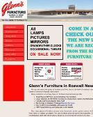 Glenn%27s+Furniture+%26+Appliance Website