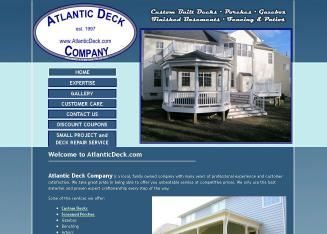 Atlantic+Deck+Company Website