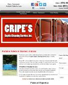 Cripe's Septic Cleaning Service Inc
