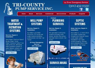 Tri County Pump Service Inc