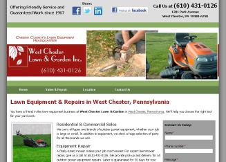 West+Chester+Lawn+%26+Garden Website