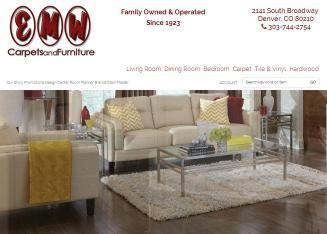 Emw Carpets Furniture In Denver Co 2141 S Broadway