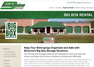 Big Box Rentals by Birkmire