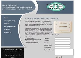 Anaheim+Heating+%26+Air+Conditioning Website