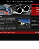 Precision+Alignment+%26+Brake Website
