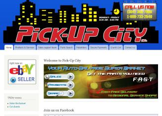 Pickup+City+Inc Website