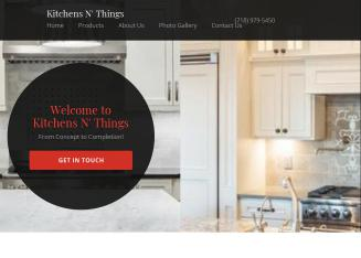 Kitchens+N+Things Website
