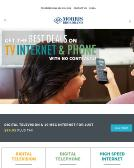 Morris+Broadband Website