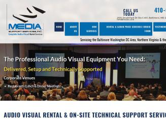 Media Support Services Inc