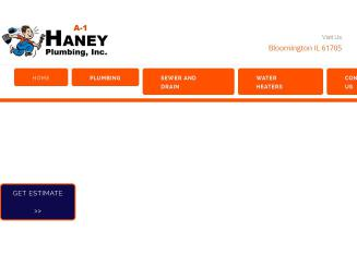 A1+Haney+Plumbing Website