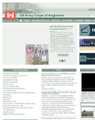 Us+Army+Corps+Of+Engineers Website