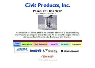 Civit+Products-Juki+Distributor Website