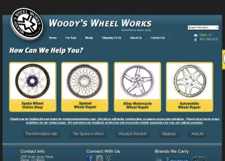 Woody's Wheel Works Llc
