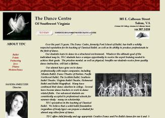 Dance Center Of SW VA, The