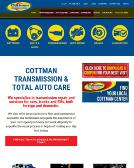 Cottman+Transmission+and+Total+Auto+Care Website