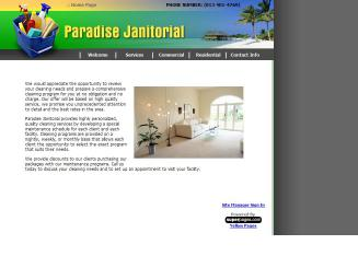 Paradise Janitorial