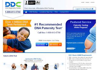 DDC: #1 Trusted DNA Paternity Testing Lab