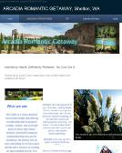 Arcadia+Romantic+Getaway Website