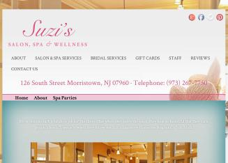 Suzi's Salon, Spa, & Wellness
