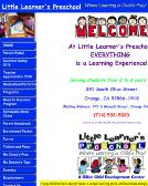 Little+Learners+Preschool Website