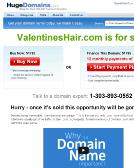 Valentine's Hair Co West
