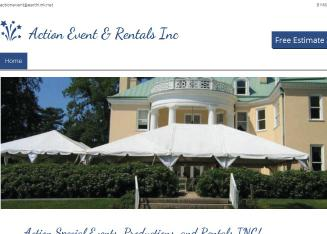 Action+Event+%26+Rentals+Inc Website