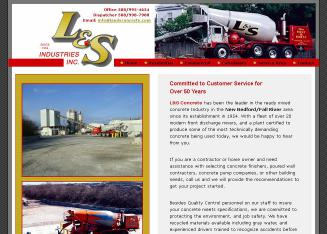 L+%26+S+Industries Website