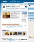 Harmony+Cutz Website