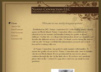 Nanny+Connection%2C+LLC Website