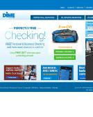 Dime+Savings+Bank Website
