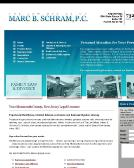 Marc+B+Schram+Law+Office+PC Website