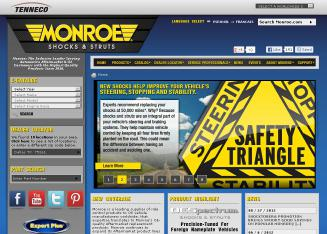 Monroe+Glass+CO+INC Website