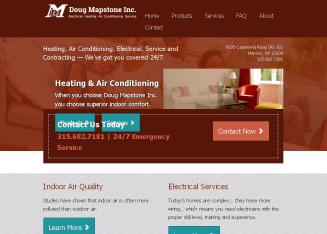 Doug+Mapstone%2C+Inc. Website