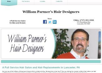 William+Parmer%27s+Hair+Dsgnrs Website