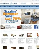 Furniture+Cart Website