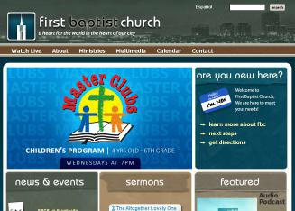 First+Baptist+Church+of+Long+Beach Website