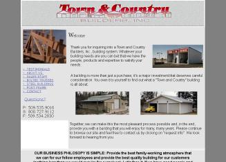 Town & Country Builders Inc