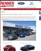 Renner Motors In Columbus In 3055 Central Ave Columbus In