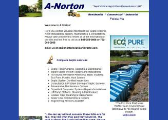 A Norton Septic Contracting