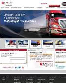 Knight+Transportation Website