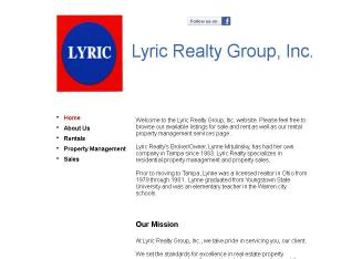 Lyric Realty Group Inc